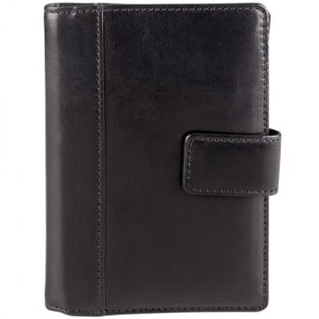 Credit Card Holder w/ Notepad Cover