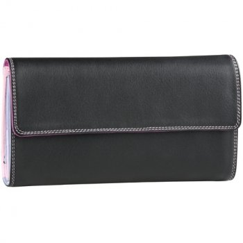 3-Part Cheque Book Clutch