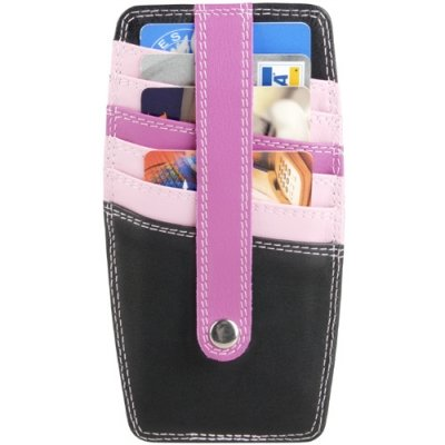 Double-Sided Credit Card Holder