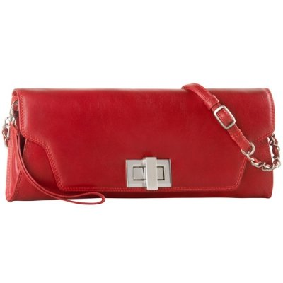 Envelope Clutch With Wrislet