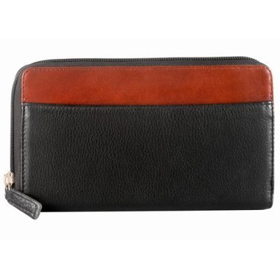 Large Ladies zip wallet
