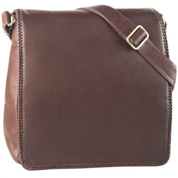 NS Full Flap Shoulder Bag