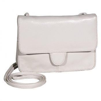 Small Half Flap Handbag