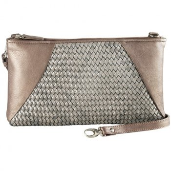 EW Top Zip Clutch
