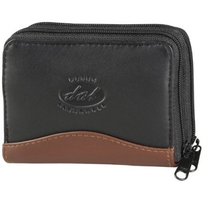 Twin Zip Accardian Card Case