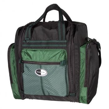 Duffle/Boot Bag w/ Front Opening