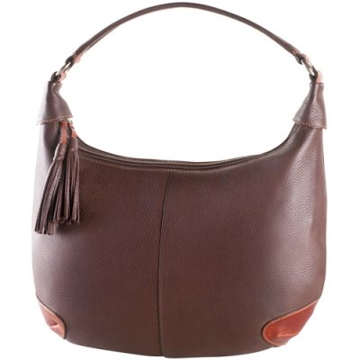 Two Top Zip Hobo