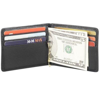 Bill Clip w/ Credit Card Slots