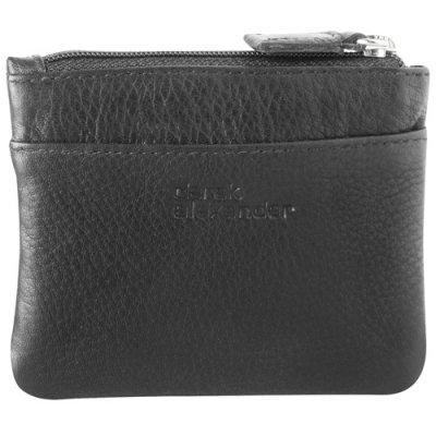 Two-Zip Change Pocket