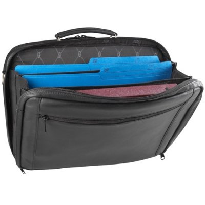Business Case w/ Drop Organizer