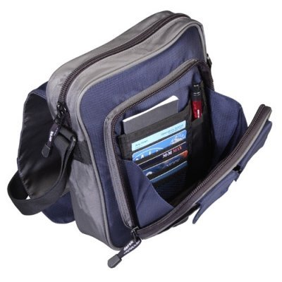 Full Flap Travel Shoulder Bag