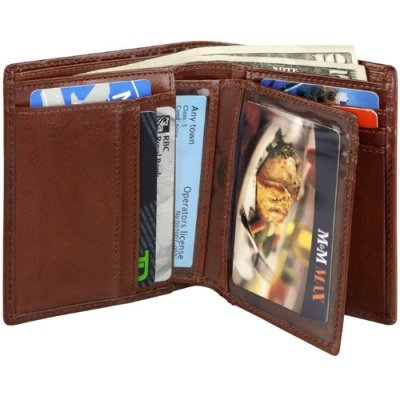 Show Card Wallet w/ Removable ID
