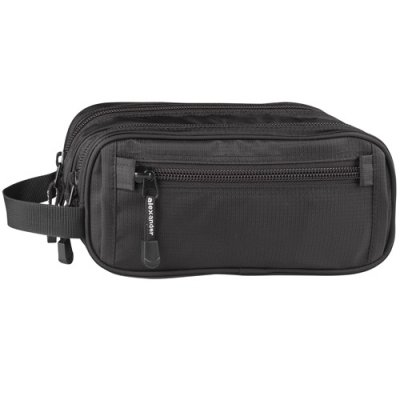 Two Top Zip Travel Case
