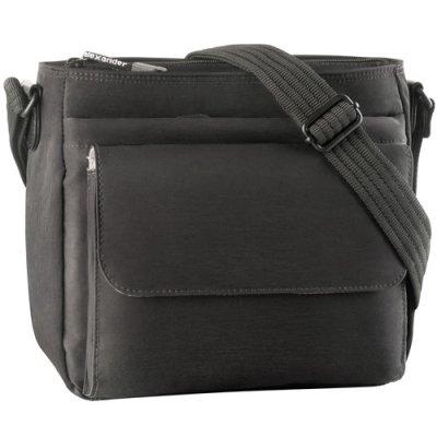 Top Zip w/ Front Pocket