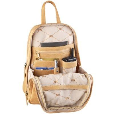 Spacious NS Backpack/Sling