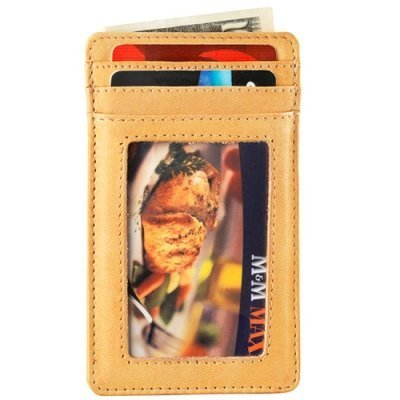 Double Side Credit Card/ID Holder
