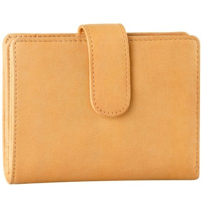 Show Case Wallet w/ Centre Wing