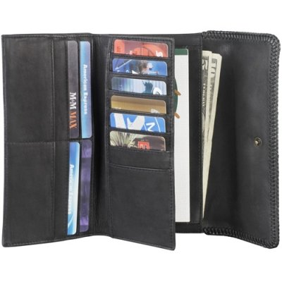 Show Card & Cheque Book Clutch
