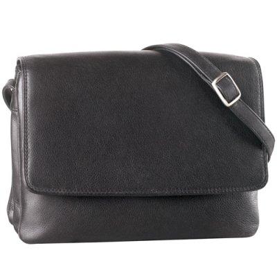 Small Half Flap Shoulder Bag