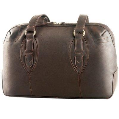EW Top Zip Satchel Bag