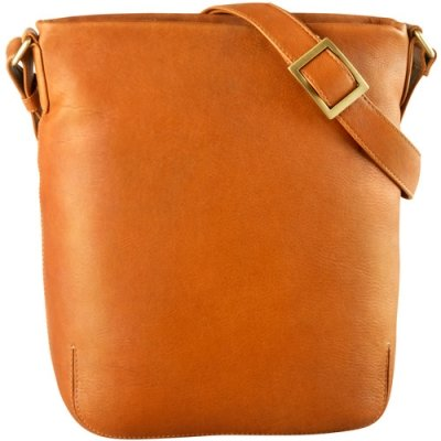 NS Top Zip Shoulder Bag