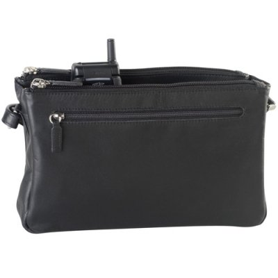EW Slim Twin Top Zip Organizer