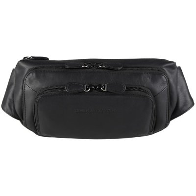 Three Zip Fanny Pack Organizer