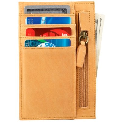 Multi Pocket Double Side Card Holder