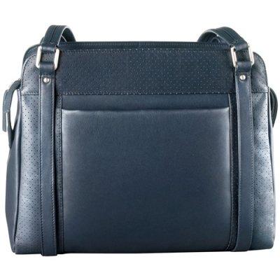 Top Zip Two Handle Shoulder Bag