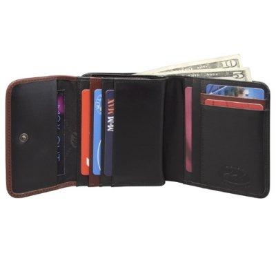 Show Card Wallet w/ Rear Change
