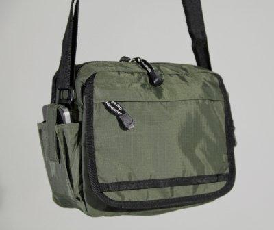 EW Top Zip Shoulder Bag