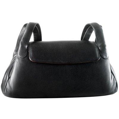 Top Zip w/ 1/4 flap, twin handle