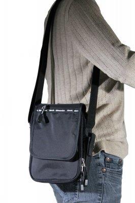 NS Half Flap Handbag