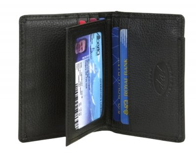 3 Part Passport/credit Card Case