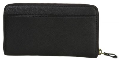 Full Zip Multi Compartment Clutch