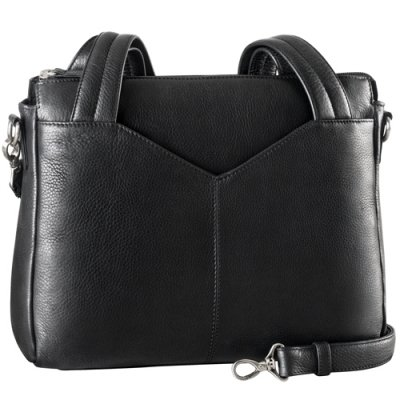 Med Double Handle Tablet Friendly w/ V Cut