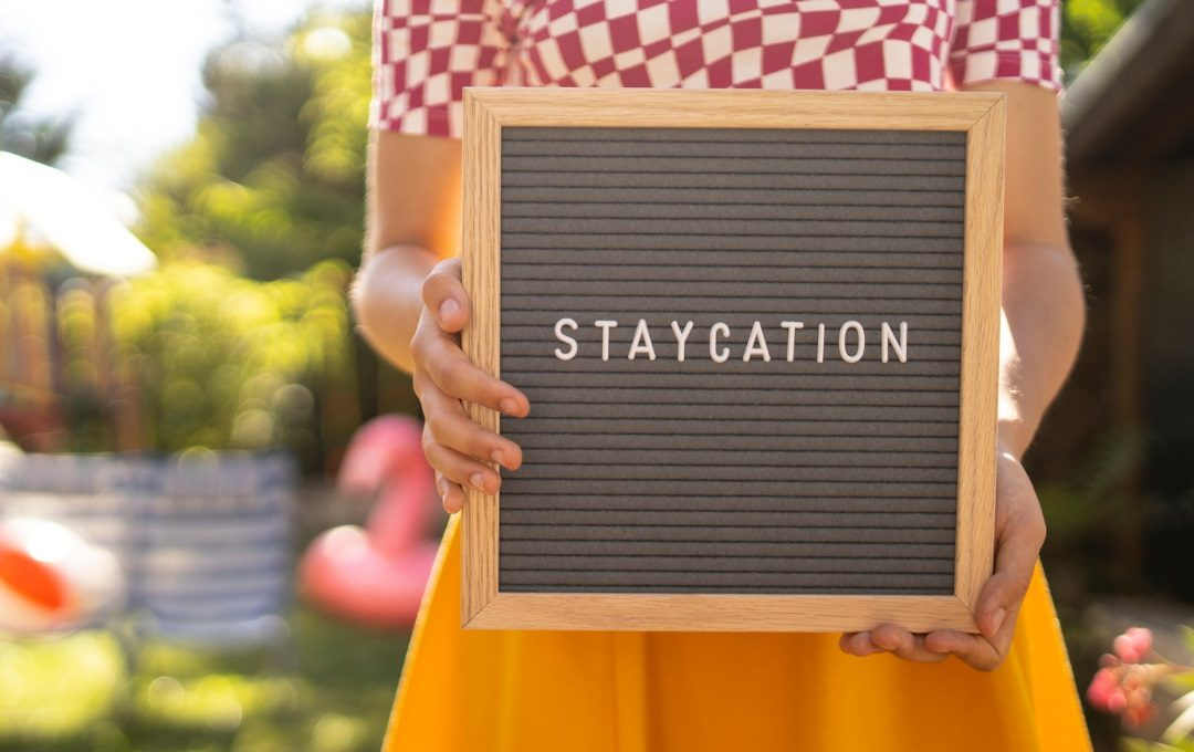 Summer Staycations – Your Packing Guide